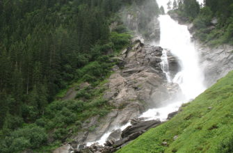 Кримль (каскад водопадов)