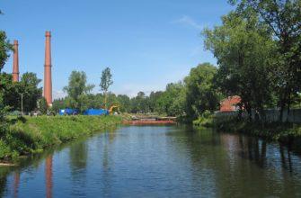 Кронверкский канал (Кронштадт)