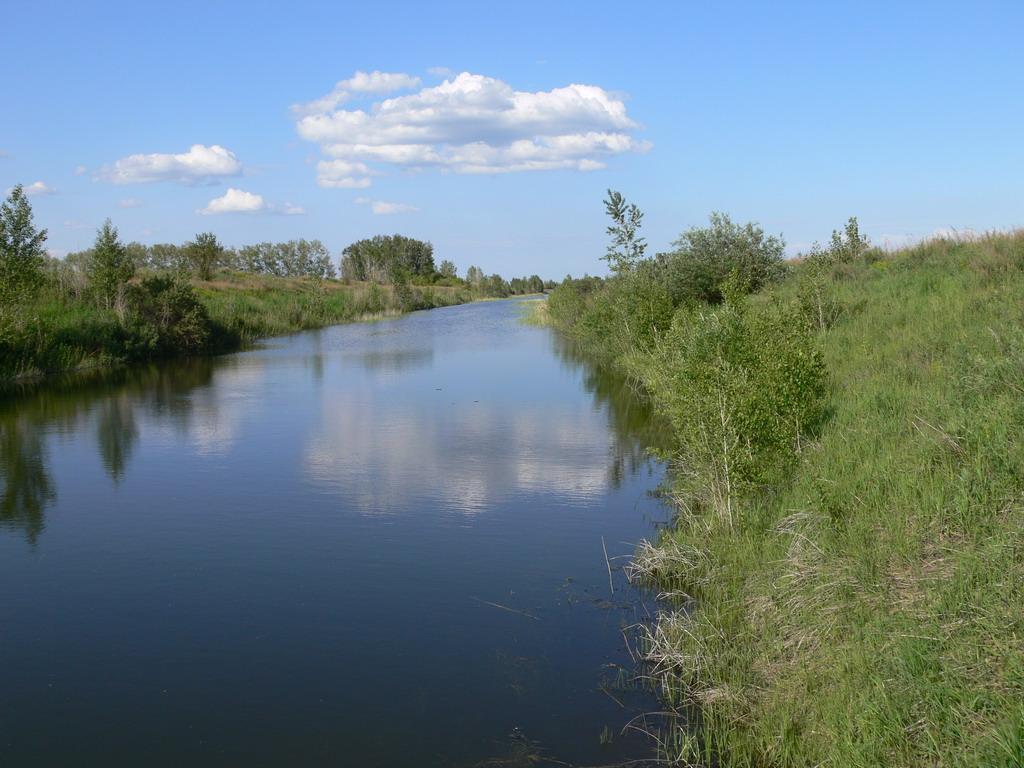 Кулундинский магистральный канал