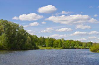 Кузьминовский пруд
