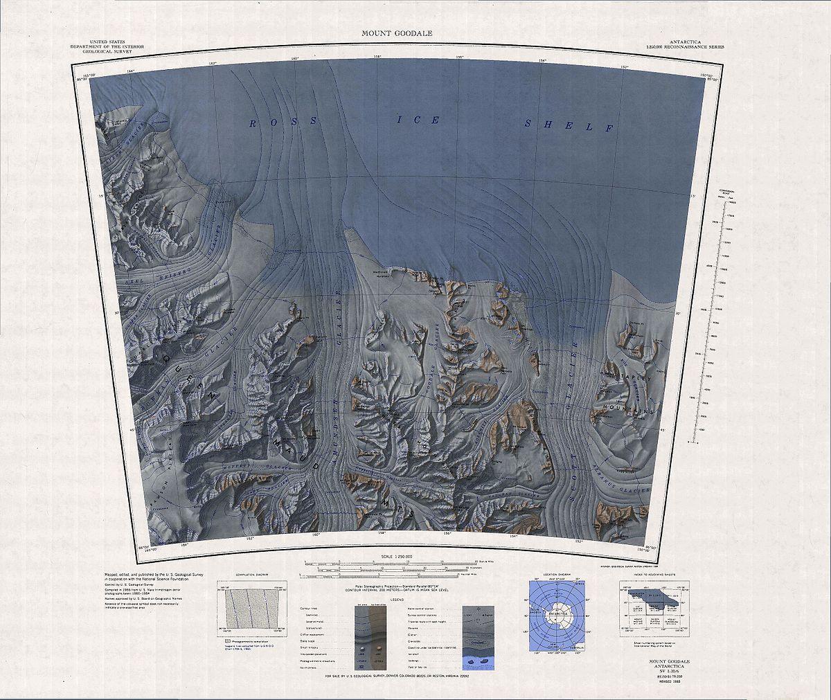Ледник Амундсена