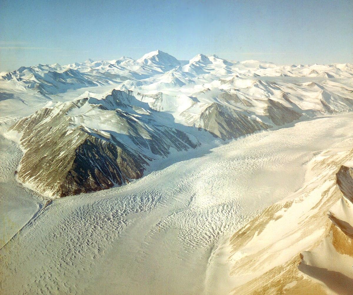 Ледник Бирдмора