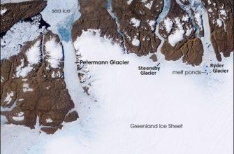 Ледник Петермана
