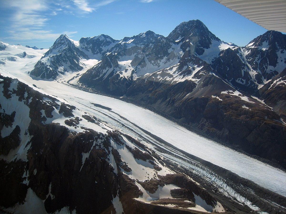 Ледник Тасмана