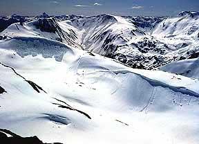 Ледниковое поле Джуно