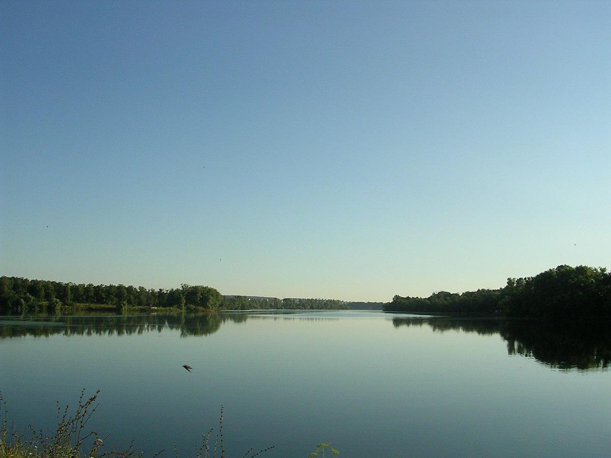 Лозовеньковское водохранилище