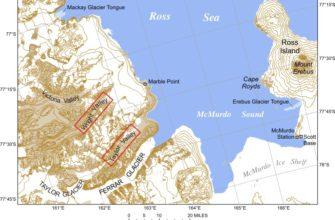 Мак-Мердо (шельфовый ледник)
