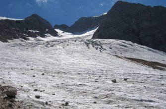 Мармолада (ледник)