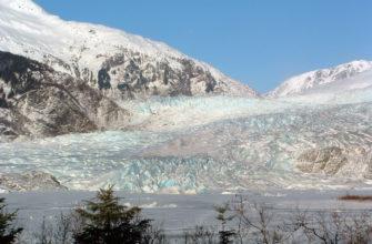 Менденхолл (ледник)