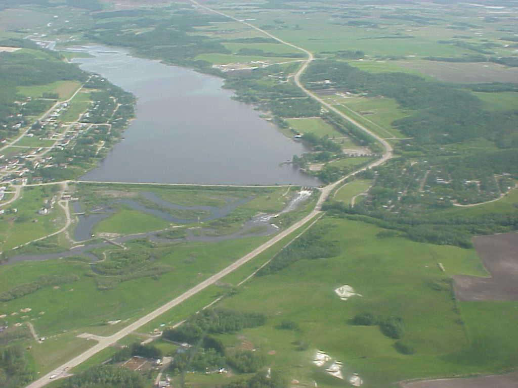 Миннедоса (водохранилище)