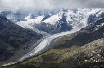 Мортерач (ледник)