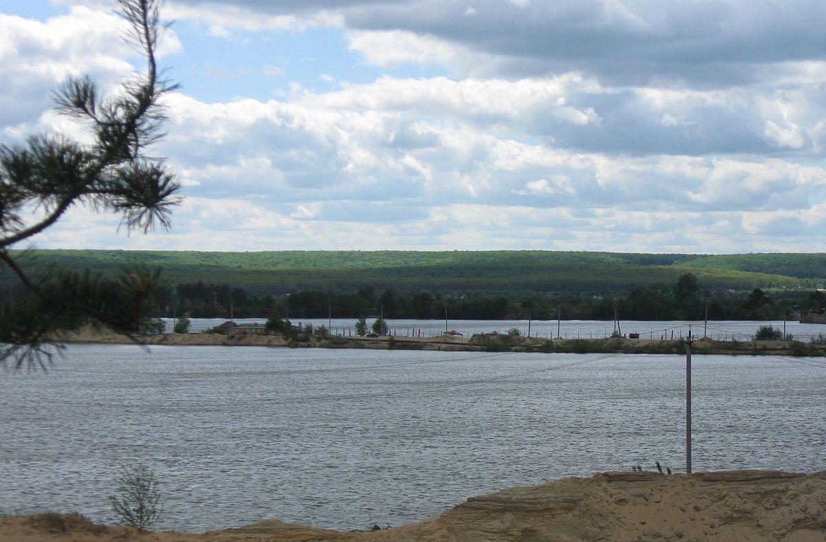 Нагорьевское озеро