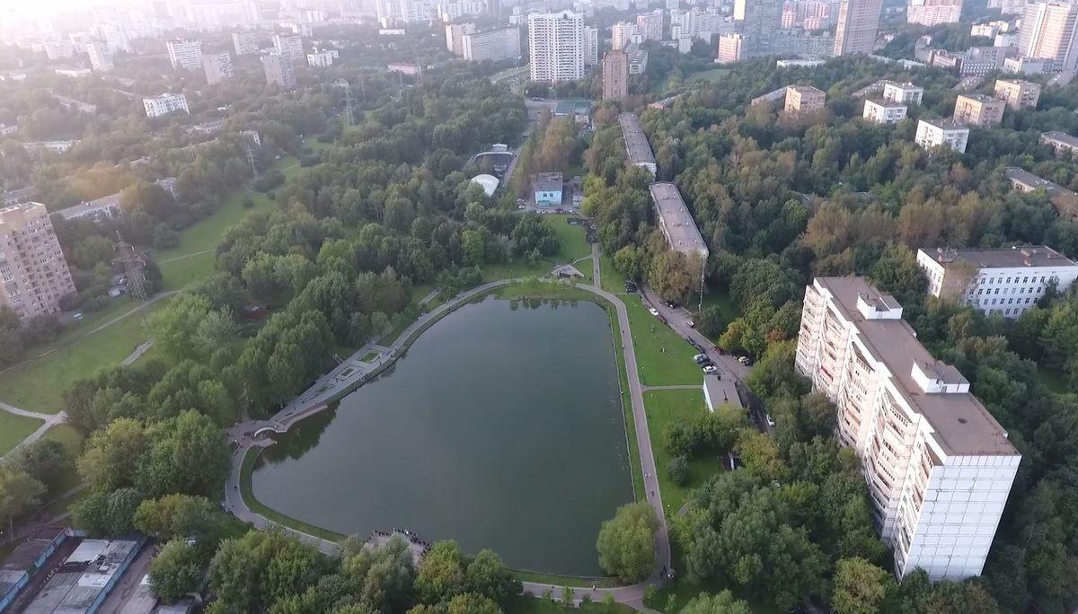 Нижний Афонинский (Каховский) пруд