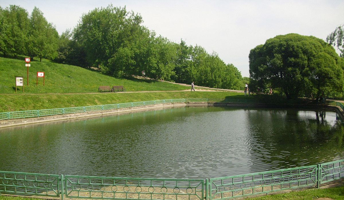 Нижний Коломенский пруд