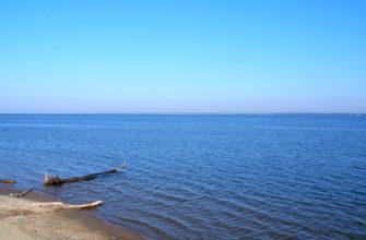 Новосибирское водохранилище
