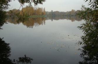 Охтинское водохранилище