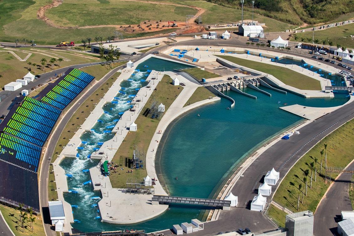 Олимпийский стадион гребного слалома