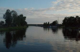 Онежский канал