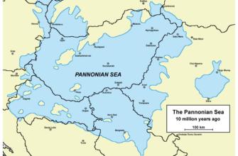 Паннонское море