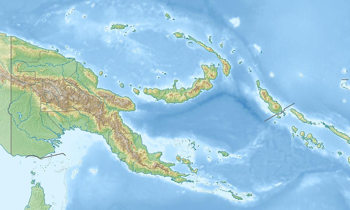 Новогвинейское море