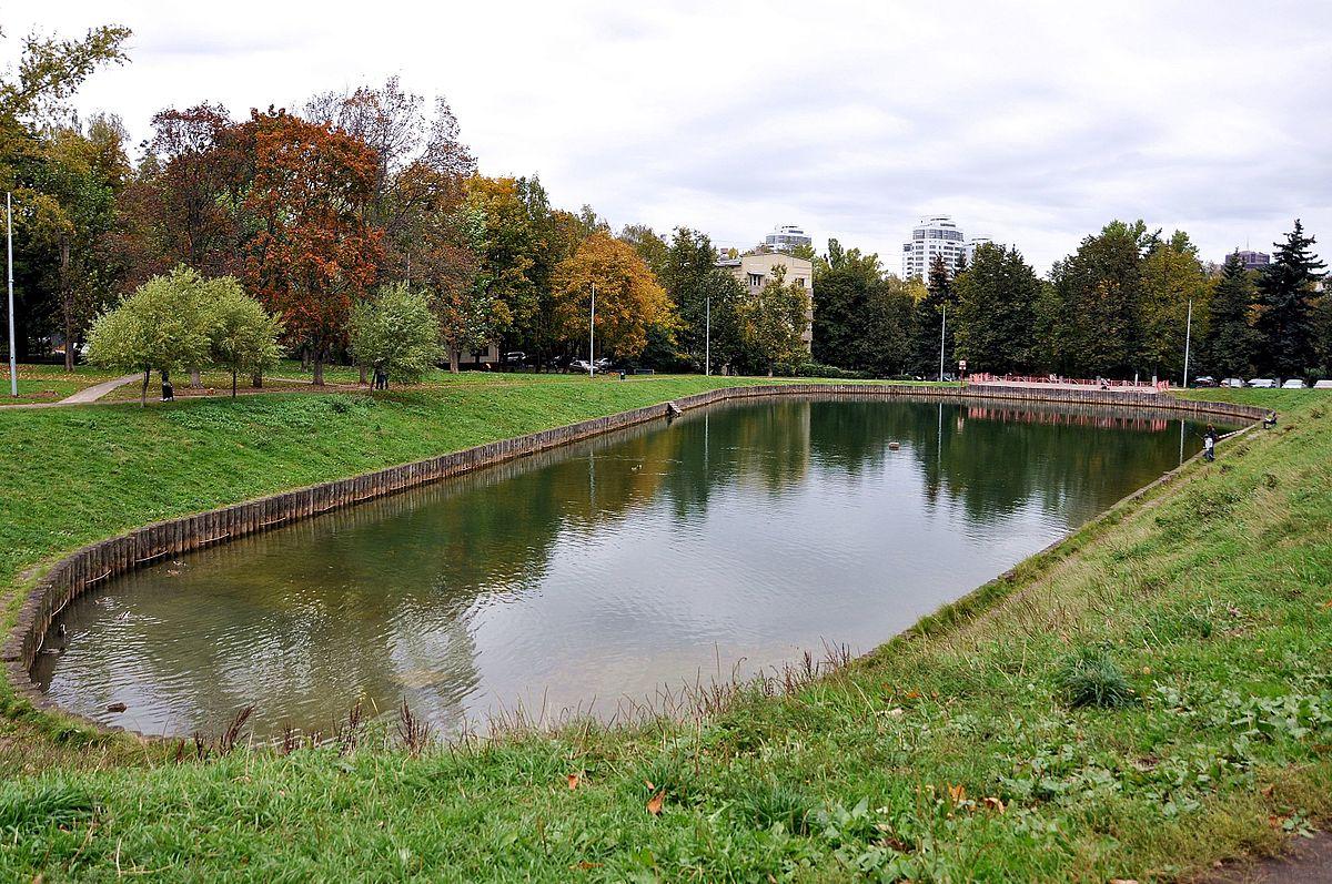 Перекопский пруд