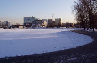 Пруд Алтуфьевского района