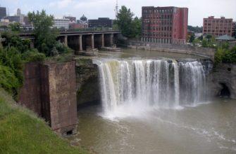 Рочестерский водопад