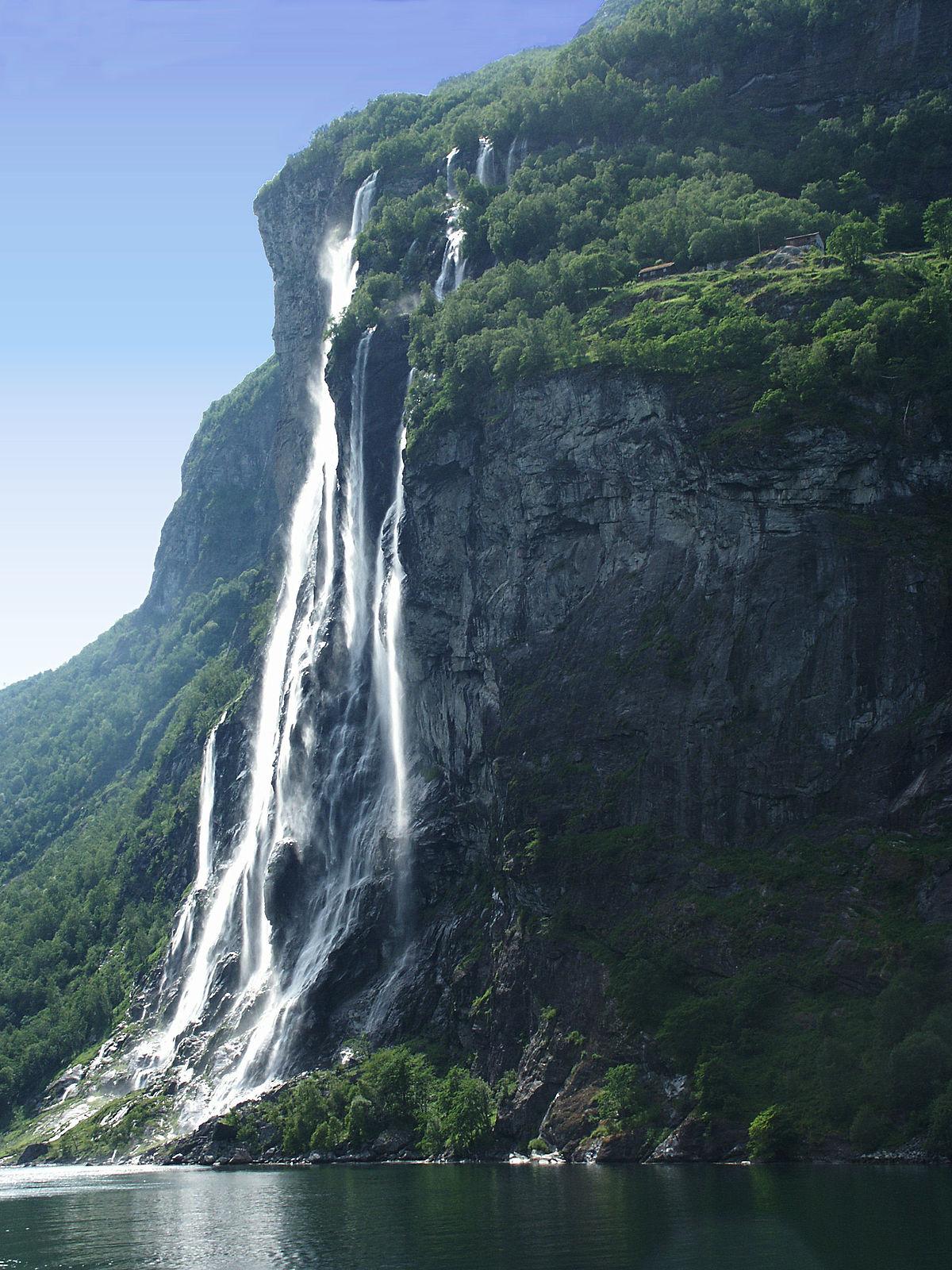 Семь Сестёр (водопад)