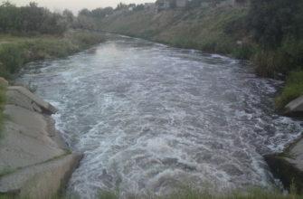 Северный Ташкентский канал