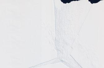 Шельфовый ледник Эймери