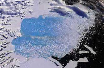 Шельфовый ледник Ларсена