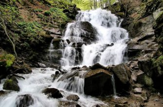 Шипот (водопад)