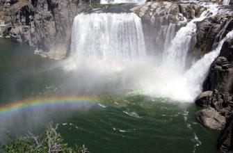 Шошони (водопад)