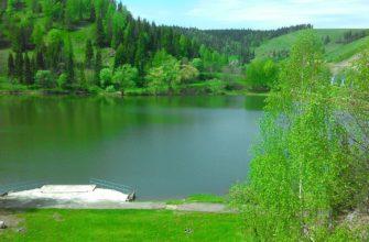Симский пруд