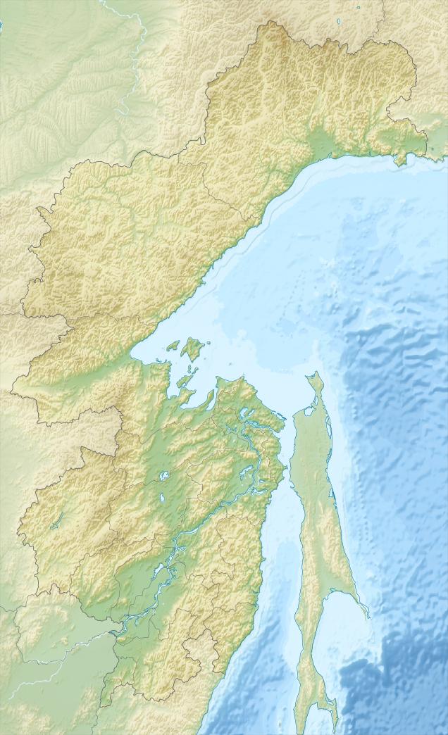 Шантарское море