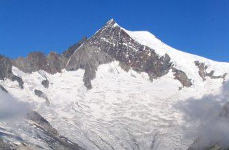 Средний Алечский ледник