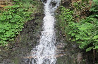 Сукельские водопады