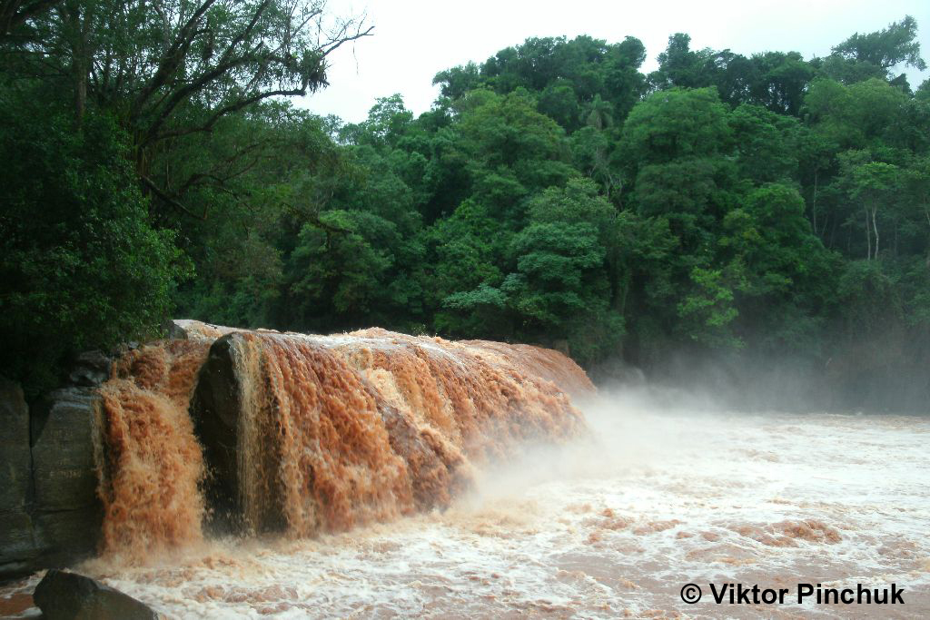 Тембей (водопад)