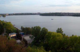 Тернопольский пруд