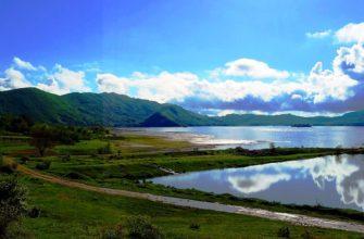 Ткибульское водохранилище