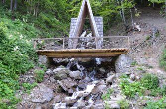 Трофанецкий водопад