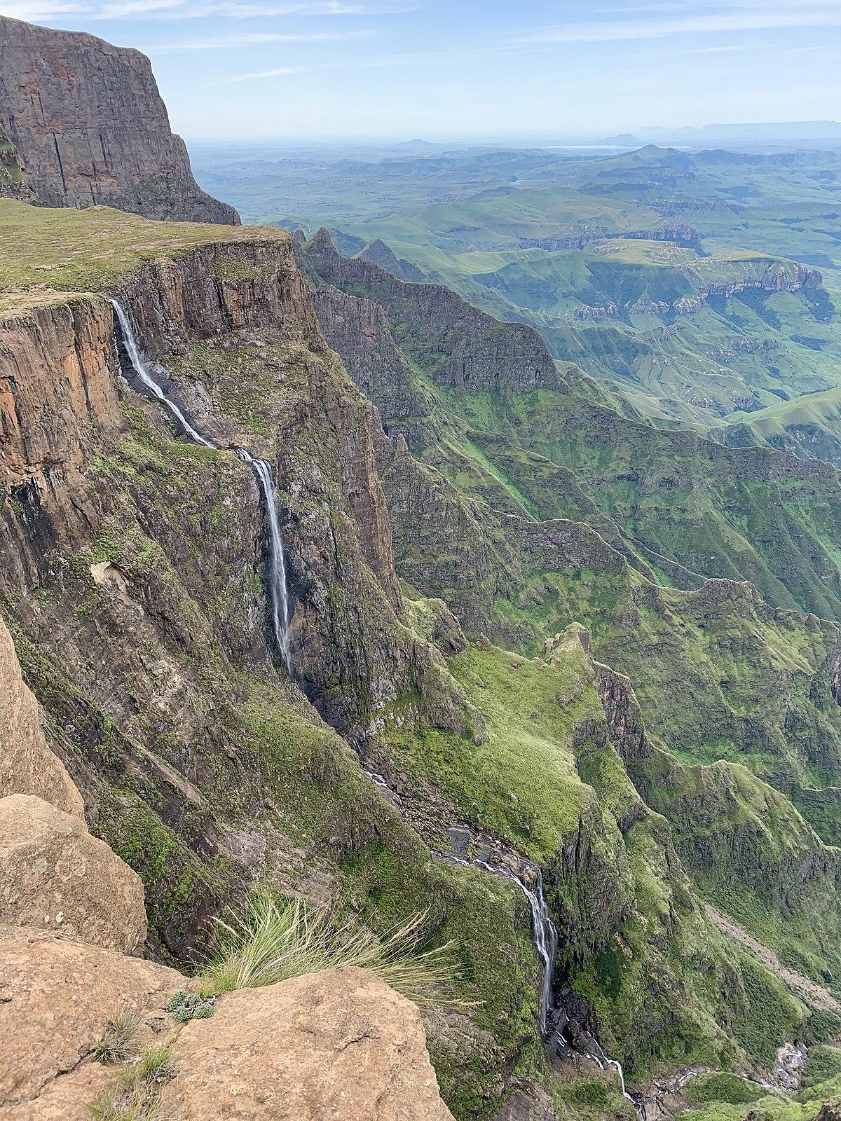 Тугела (водопад)