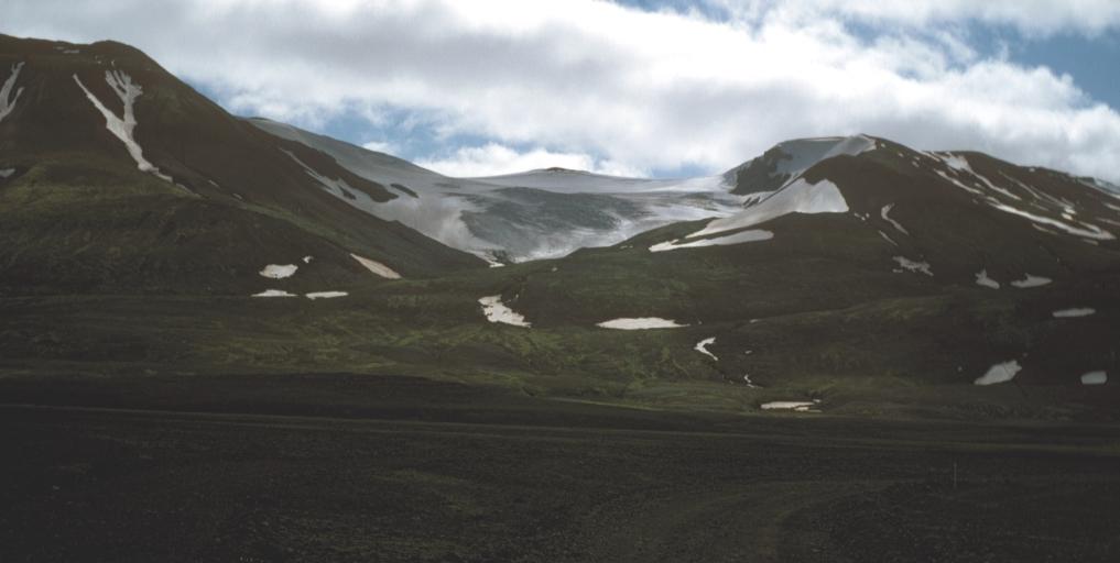 Тунгнафедльсйёкюдль (ледник)