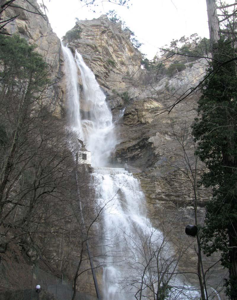 Учан-Су (водопад)