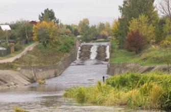 Учинское водохранилище