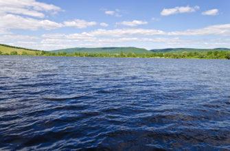 Уразбаевский пруд