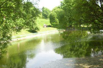 Верхний Коломенский пруд