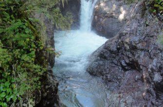 Водопад Арсеньева