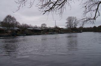 Водосливной канал (Сестрорецк)