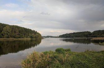 Волчковичское водохранилище